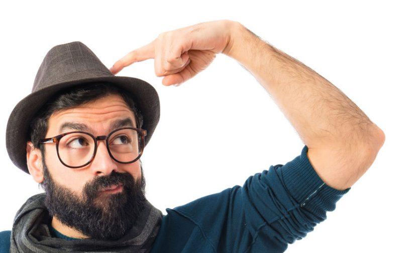 Homme se demandant à quoi sert la prostate